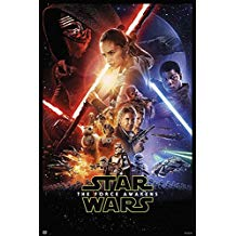 póster de star wars