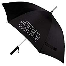 paraguas de star wars