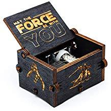 caja de música Star Wars