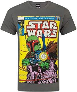 camiseta de Boba Fett